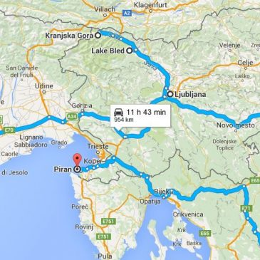 Europe: Italy- Slovenia- Croatia Tour