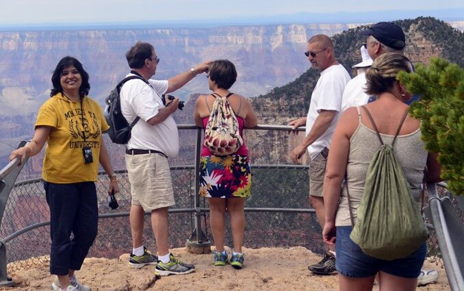North Rim – Grand Canyon
