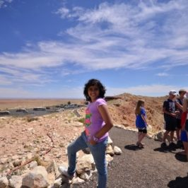 A Short Detour to Meteor Crater, Arizona, USA