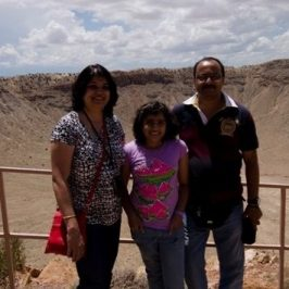 Meteor Crater, Arizona, USA : Travelogue