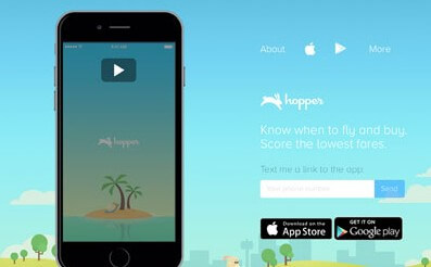Hopper – The new App in the Travel Space