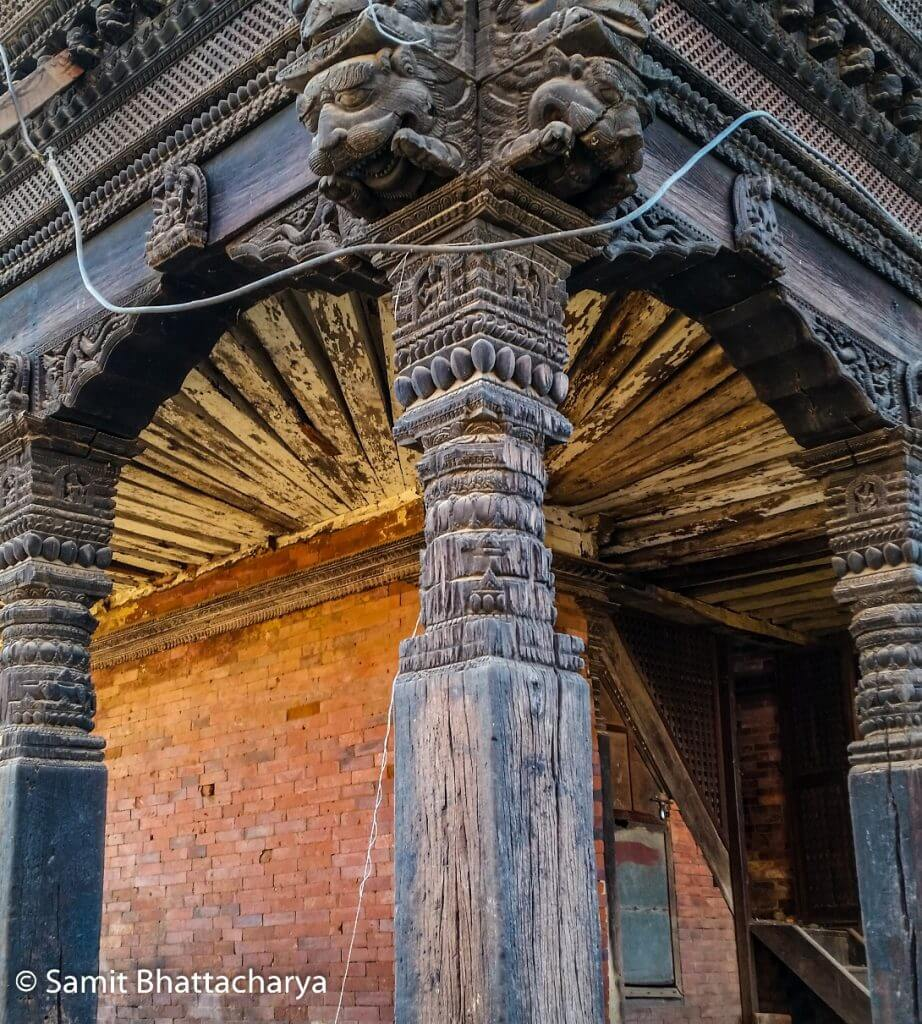 Bhaktpur carvings