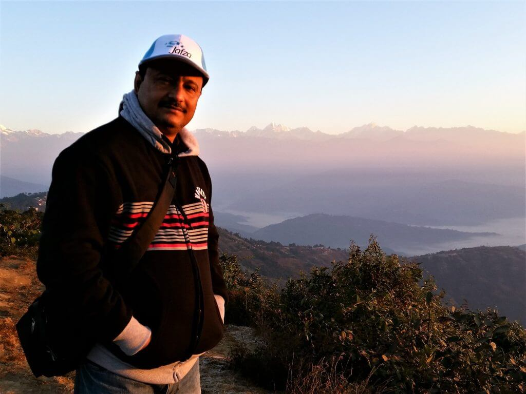 Samit at Nagarkot