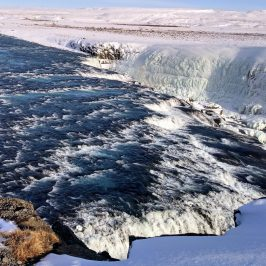 Elves, Geysir and Gullfoss. Iceland Road Trip. A Travelogue Part 2