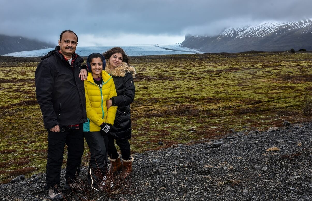 Misty Mountains, Iceland Road Trip
