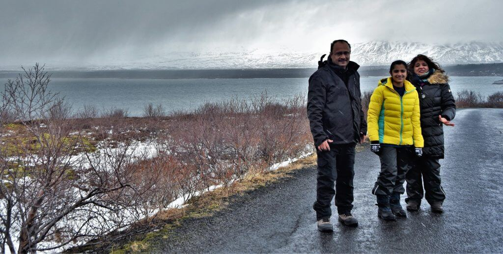 Another Stop at an unknown bend: Iceland Road Trip