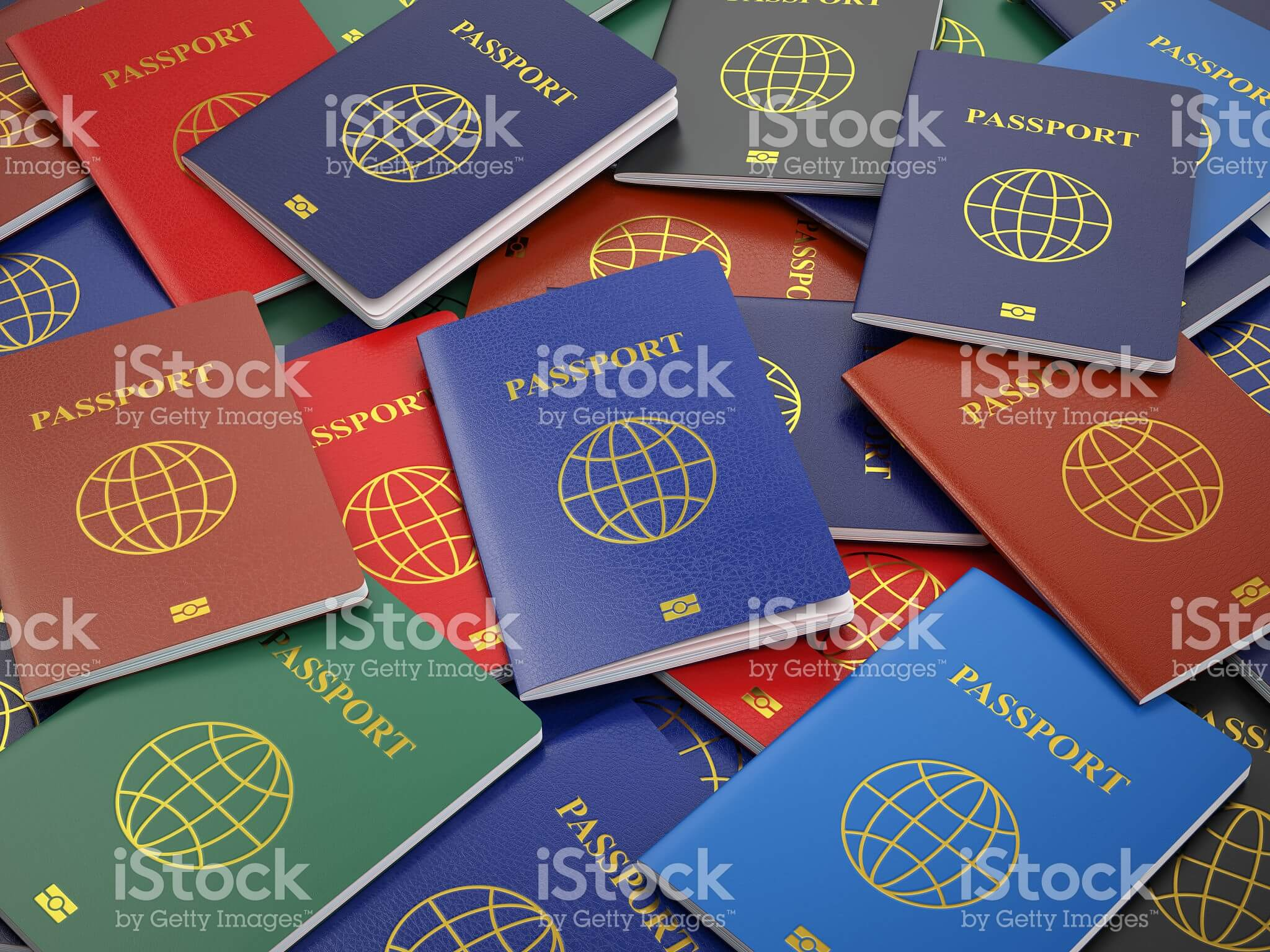 How to increase passport power
