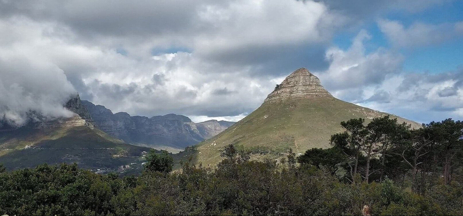 The Lion's Head and Twelve Apostles, Cape Town