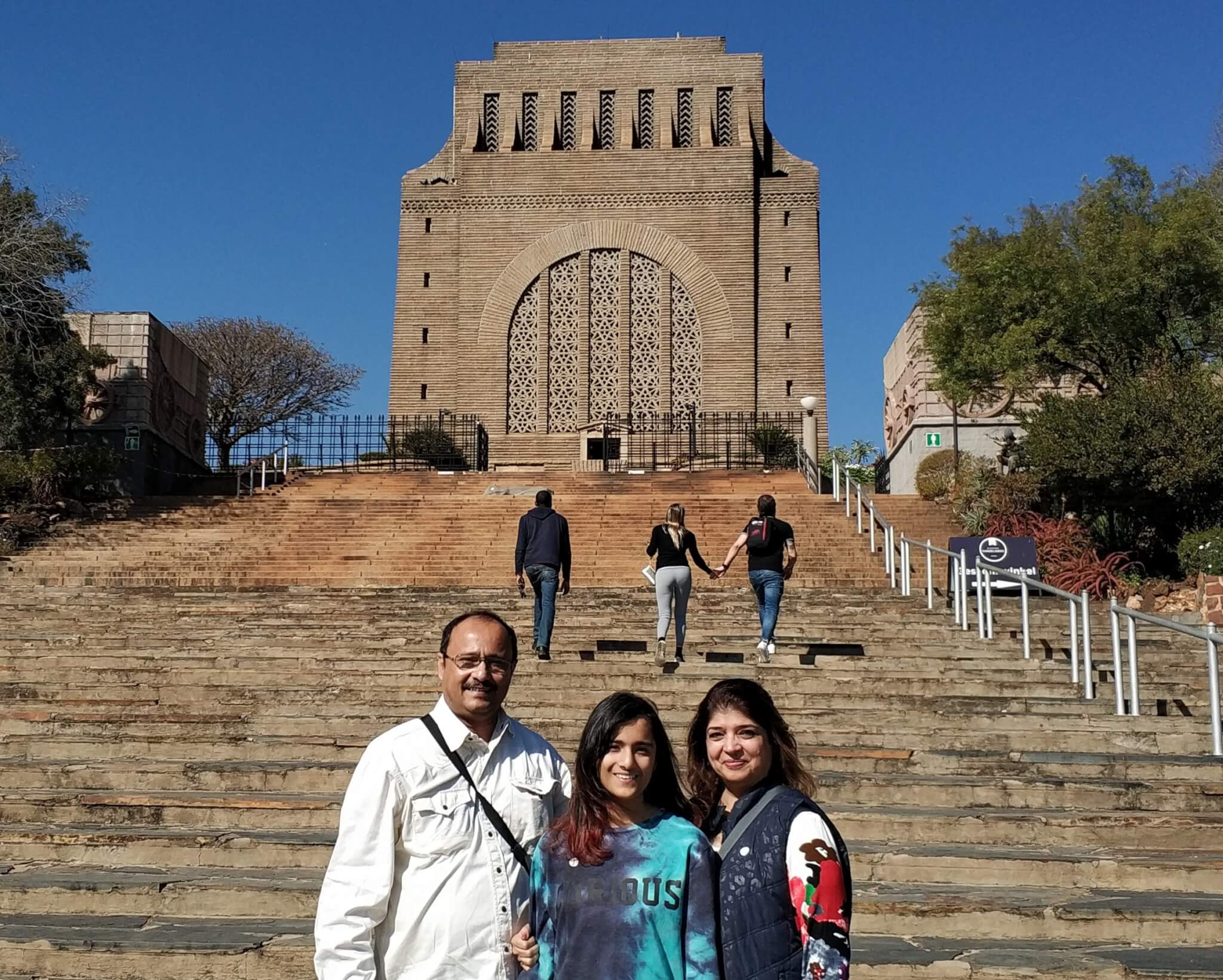 Voortrekker Monument, Pretoria. South Africa