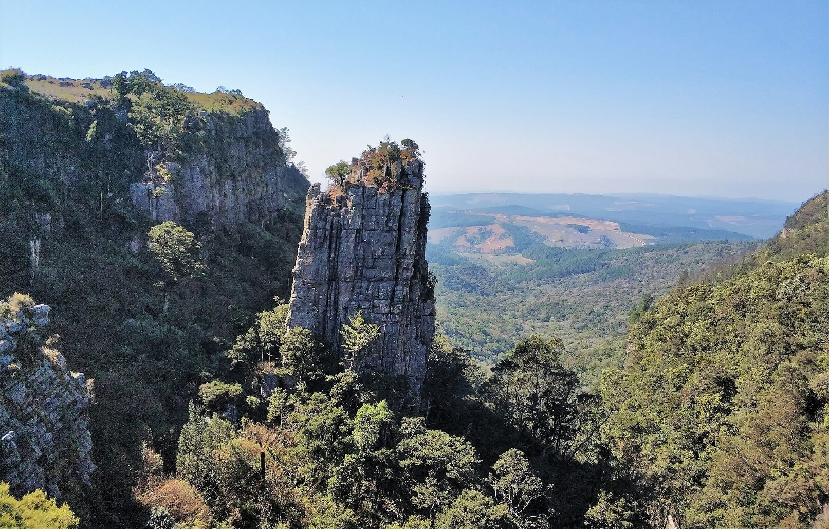 Pinnacle Rock : Panoramic Route