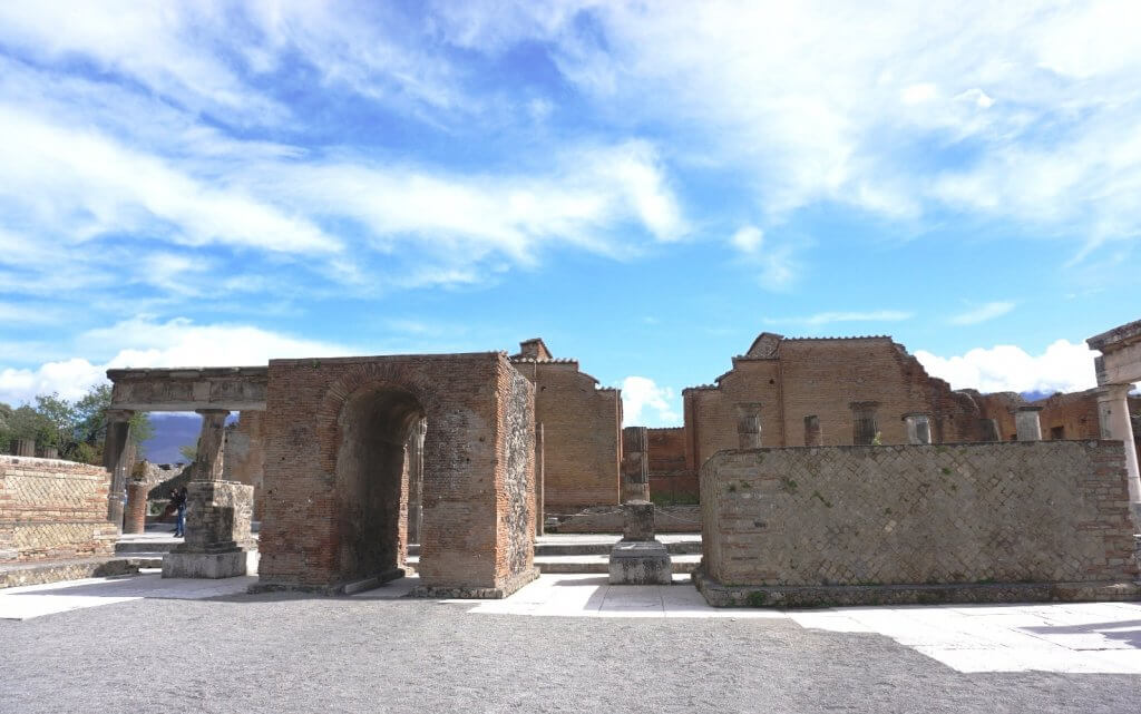 The Houses at Pompeii