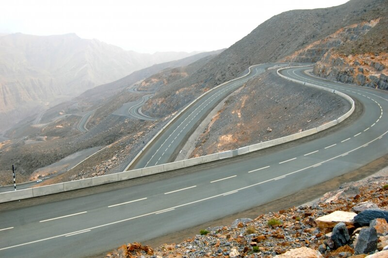Jebel Jais : 7 tips for a road trip